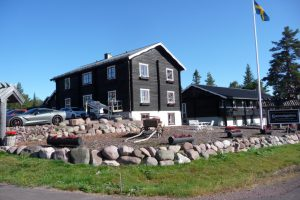 Gammelgården i Sälen.