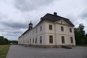 Svartsjö slott.