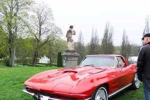 Finaste bil Corvette –64.