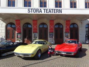 Start vid Stora Teatern