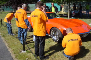 Club Corvette Sweden Standardbedömning