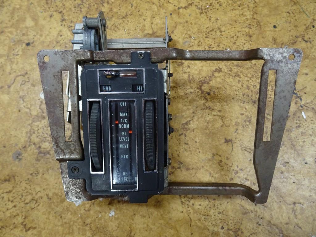 AC/Heater Control