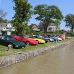 CCS Vi fyllde hamnen i Mem med våra bilar