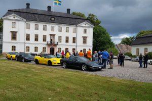 Ljungs slott bjöd på fler frågor...