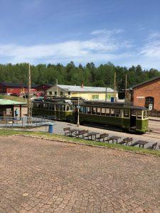 Museispårvägen i Malmköping