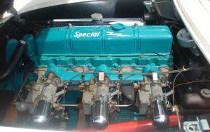 1953-corvette-blue-flame-six-engine