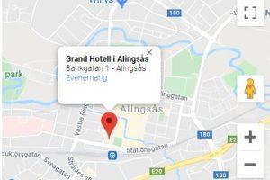Grandhotell Alingsås